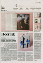 Carel Helder in 'de Volkskrant'